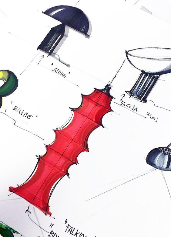Corso di disegno e schizzo a mano libera a Milano