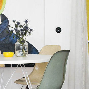 Workshop il colore nel design d'interni a Milano